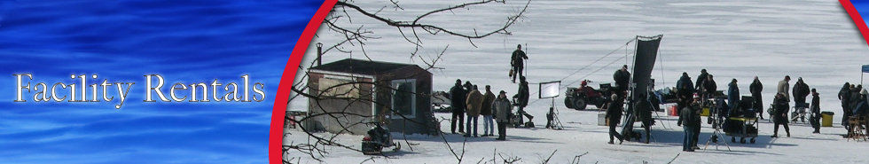Filming of movie in Penetanguishene Bay at Discovery Harbour